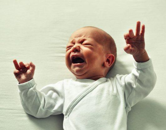 inappetenza del neonato